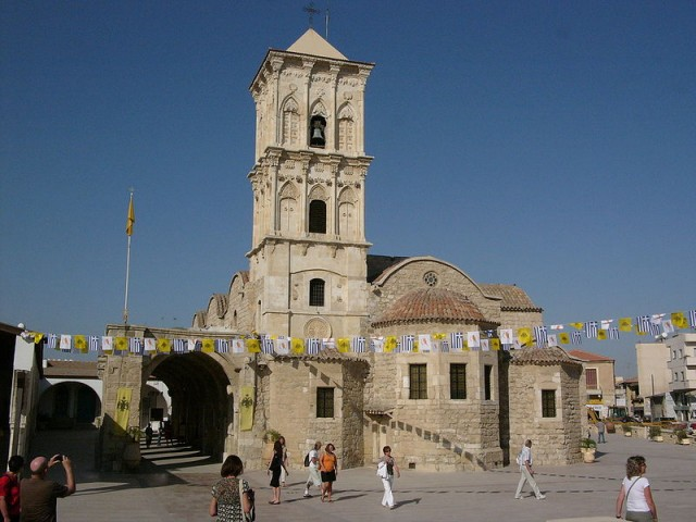 THE CHURCH OF SAINT LAZARUS